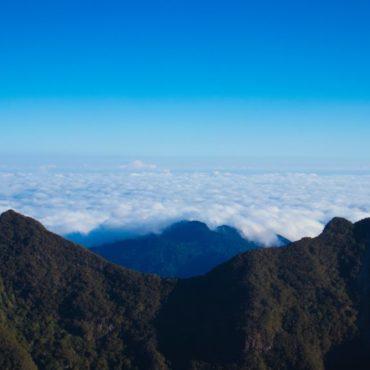 Volcán Barú… «El techo de Panamá»