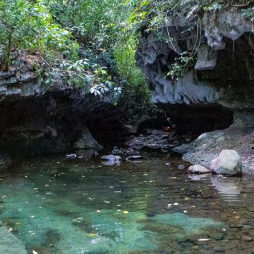 Las Cuevas de Bayano