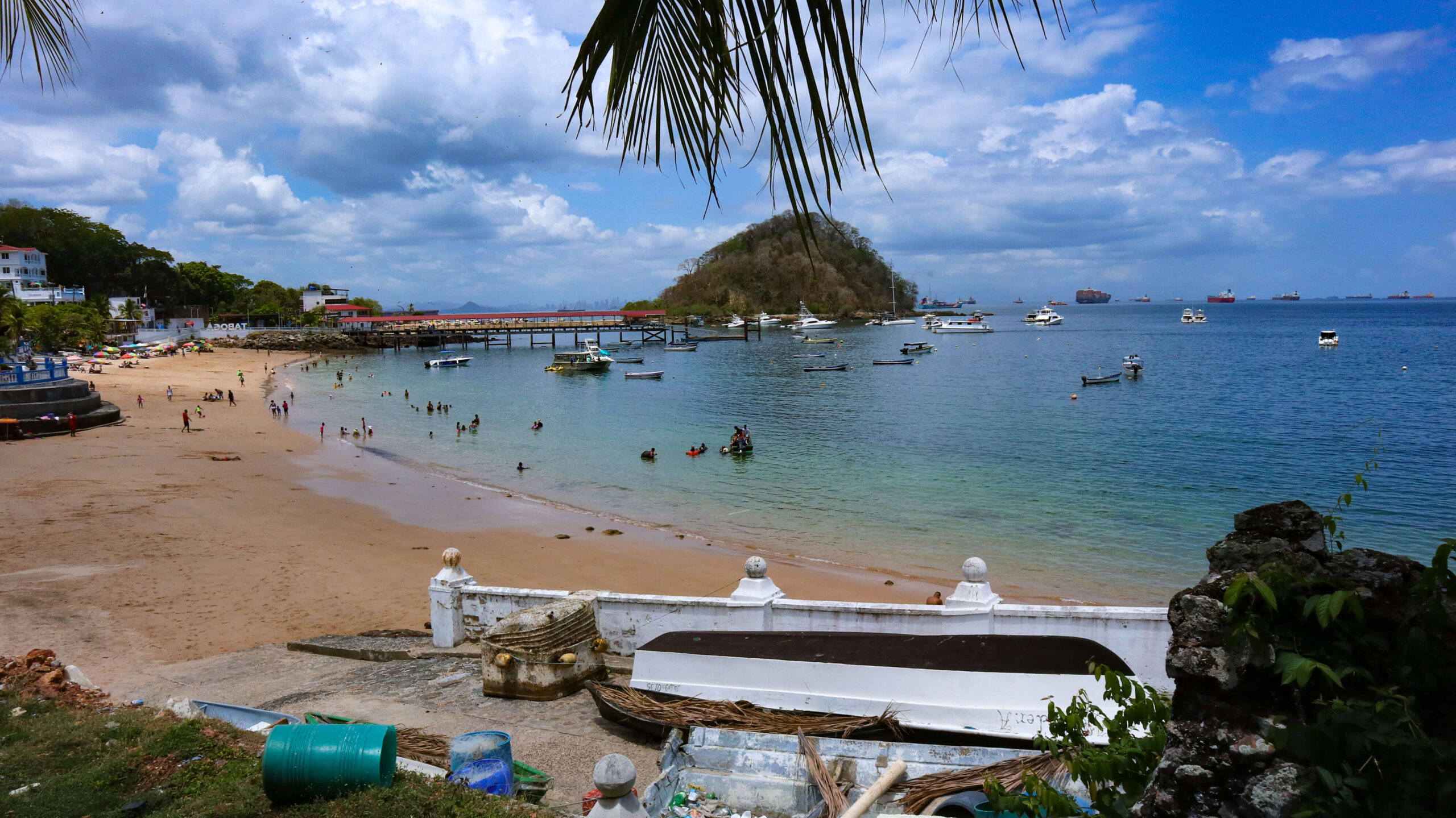 Conoce TABOGA: «La Isla de las Flores»